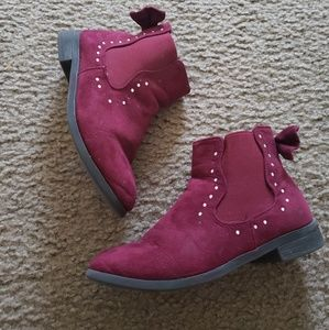 Bundle❗ toddler girl boots size 12